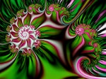 My Friends' Fractals and 3D