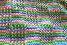 Crochet Textured Block