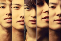 東方神起//DB5K / Always keep the faith: 5 stars shining brightly