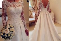 wedding ideas / dream wedding