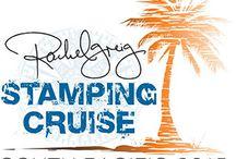 Rachel Greig Stamping Cruise