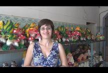 обучение изготовление садовых фигурок в Волгограде