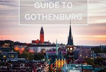 Gothenburg / My future home.