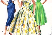 luvly party dress 1950