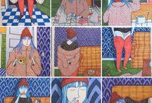 women's illustrations