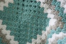 Crochet stitches & blankets