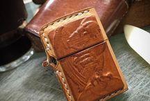 Zippo Leather Case