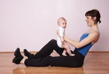 Postpartum Exercise / Exercise For Mothers of Any Age, at Any Phase of Motherhood
