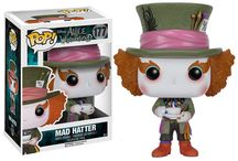 Alice In Wonderland funko pops!!