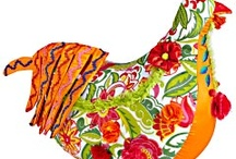 Secret Fascination with Rooster Decor / by Alisha Abner