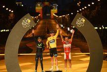 Ciclismo / Disfruta de la emoción del mejor #ciclismo, con especial seguimiento a Alberto #Contador y a sus grandes carreras: #Giro, #Tour y #Vuelta. ¿Nos acompañas en este maravilloso viaje?