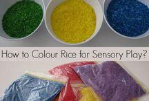 messy & sensory play