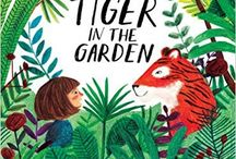 Books for Young Gardeners & Explorers / A collection of books to inspire children, to help them understand and get active in gardening and protecting nature