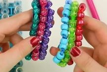 Rainbow Loom / Loom patterns