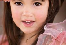Beautiful kids portraits