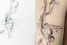 Piercings & tattoos: