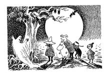 Moomin Valley - Tove Jansson / Books and illustrations