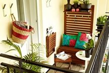 Arredo balcone