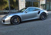 Porsche History Car