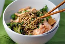Recipes To Try - Using Your Noodle / Noodles