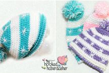 Hats, scarves, gloves and slippers