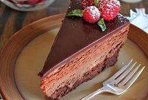 Recipes - Cheesecake & Cakes / by Jenn Oliphant