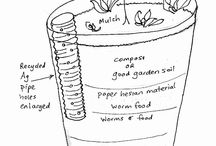 Worms, vermaculture, permaculture