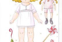 öltöztető baba