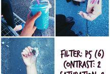 foto filtro