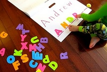 letter and name recognition
