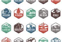 loghi parchi nazionali