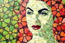 Inspired Art / Art that moves me. / by Gina Campanella