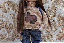 bábika Dolly postup
