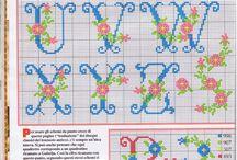 Cross-stitch---Alphabet