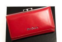 Damskie portfele skórzane / Elegancki portfel damski skórzany to prawdziwa wizytówka kobiety