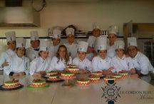 Pastelería Le Cordon Bleu / Lo más refinado de la decoración y presentación, así como el perfeccionamiento de las técnicas y procesos de la pastelería