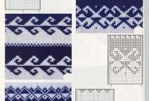Вязание - Жаккард