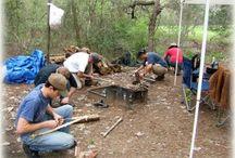 Wilderness Survival Training in Texas / Standard and Advanced Wilderness Survival Camps -Texas