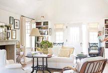 Dream House - Living/Family Rooms