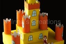 domy, hrady