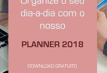 bullet journal e planner
