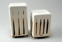 Ceramics: Salt and Pepper Shakers