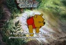 Winnie the Pooh! / by Jordan Jenkins