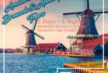 Netherlands Tours