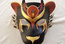 Mascaras variadas / Mascaras etc