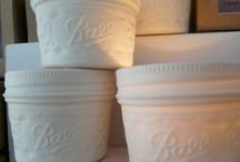 Mason Jars! / by Tara Olsen