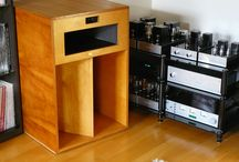 KLIPSCH HOME THEATER SETUPS WITH TUBE AMPS / Cool setups of Klipsch speakers with tube amplifiers.