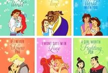Disney Tunes / Some of the best love songs came from Disney!