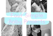 Projects for Baby / by Tricia Ebersole