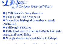 About Bennetts Boots / by Bennetts Boots Widecalfboots